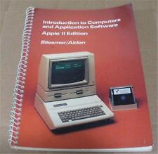 1980s Computers & Application Software - Apple II edition