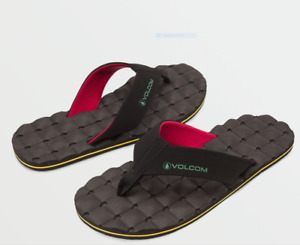 Mens Volcom V-Cliner Sandal Jah US Size 11 - New