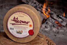 "Aged Manchego Sheep Cheese D.O.P. -Crafts Production- ""La Mancha"" Spain"