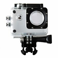 Underwater Waterproof Case Box for SJCAM SJ4000 DV Clear