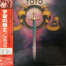 Toto by Toto (CD. jp. mini LP),2005, Sony / MHCP 609 /Japan