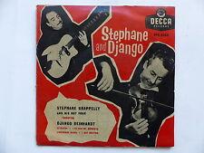 STEPHANE GRAPPELLY and DJANGO REINHARDT Ultravox ... DFE 6366