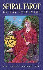 Spiral Tarot Premier Ed Full size deck w/inst, spread sheet Celtic Mythical