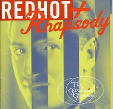 RED HOT + RHAPSODY CD 18 TRACKS 1998 VARIOUS - BOWIE, BOBBY WOMACK, MORCHEEBA