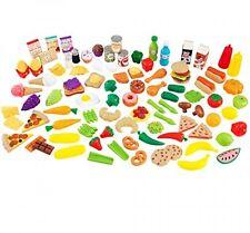 KidKraft Tasty Treats Play Food Set, New, Free Shipping