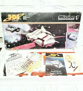 Vintage Hornby 3.D.S  Three Dimensional Space System Mission 1 3DS Boxed 1970s