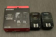 Yongnuo YN-622C Wireless flash trigger transceiver - set of 2