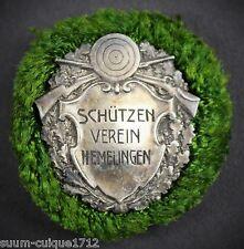 Mitgliedsabzeichen Schützenverein Hemelingen