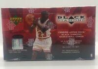 1998-99 NBA Upper Deck Black Diamond Box Nowitzke, Pierce, Carter Rookie Year