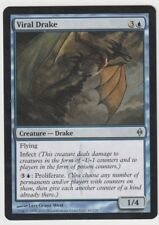 Magic The Gathering MTG 4x VIRAL DRAKE New Phyrexia Uncommon NEAR MINT