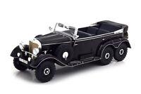 Scale model car 1:18 MERCEDES-BENZ G4 (W31) 1938 Black
