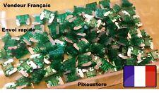 Lot de 5 micro fusibles 30 Amp 30A auto moto automobile voiture 10x11mm 1-27