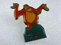 Pin's vintage épinglette collector Home vidéo livre de la jungle Lot DISNEY 099