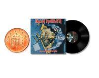MINIATURE 1/12 Non Playable VINYL RECORD ALBUMS - IRON MAIDEN - VARIOUS TITLES