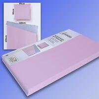 aminata Microfaser Bettwäsche m Reißverschluß Kissen 80x80cm Bettbezug 135x200cm