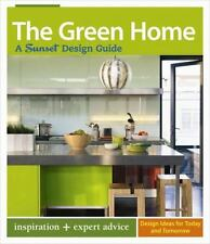 The Green Home DESIGN IDEAS ECO FRIENDLY PAINT COUNTERTOPS WALLS DIY  PAPERBACK