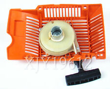 Rewind Recoil Pull Starter for Husqvarna Chainsaw 503615571 61 266 268 272 XP