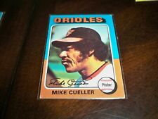 Mike Cueller 1975 Topps EX+ #410