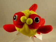 Bean Bag Friends Collectible Finster Funny Fish Beanbag Plush Boys & Girls 3 yr+