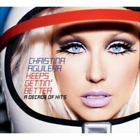 Christina Aguilera Keeps Gettin Better: A Decade - CD