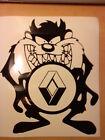 monster renault logo clio megane sport vinyl car sticker graphic decal funny jdm