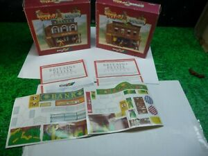 BRITAIN WESTERN TOWN HOUSES CASES BOX PLUS   DEAL !!LOOK@@@