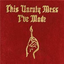 MACKLEMORE & RYAN LEWIS - This Unruly Mess Ive Made CD NEW & SEALED AUS RELEASE