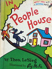 In a People House by Dr Seuss, Theo LeSieg, Roy McKie, BRIGHT AND EARLY BOOKS