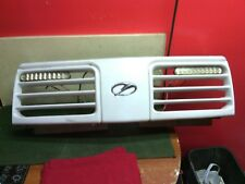 1998 - 2001 Oldsmobile Bravada grille with added lights White Used OEM