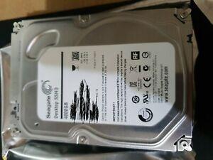 "Seagate Desktop SSHD 4TB,Internal,7200 RPM,8.89 cm 3.5"" (ST4000DX001) SSHD"