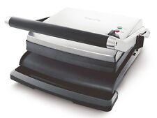 New Breville Health Smart Non Stick Grill Sandwich Press BGR250