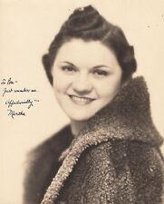 Martha Selinsky ~ Wife Of Famed Composer Vladimir Selinsky ~ c. - 1930