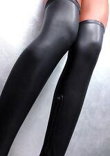 Unique Stretch Plateau Damen Overknee High Heels Boots Y72 Stiefel Schuhe 36