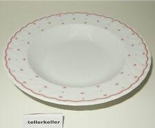 Seltmann Weiden Regina Lilie Lilien Rot Suppenteller Ø 23 / H 4 tiefer Teller