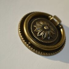 Door Knobs Drawer Cabinet Cupboard Wardrobe Pull Handle Ring Bronz Vintage Pull