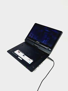 "Sony DVP-FX930 Portable DVD & CD Player (9"") Swivel Screen w/ AC Adapter - WORKS"