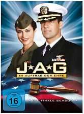 JAG (Judge Advocate General) Saison 10 NEUF #