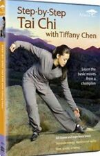 Step-by-step Tai Chi With Tiffany Chen 5036193060236 DVD Region 2