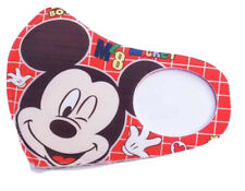 """(MIckey) 'Adult/Teens"""" ~Mickey Mouse & Minnie Mouse~ FACE MASK - WASHABLE"""