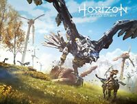 🚨🔥 HORIZON ZERO DAWN #1 Cover B GAME ART WRAPAROUND Variant NM Gemini Shipping