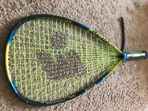 E-FORCE AMBUSH RACQUETBALL racquet excellent   A