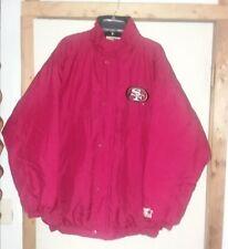 Vintage Starter San Francisco 49ers NFL Jacket  XL