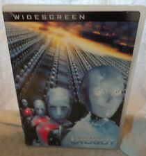 I, ROBOT--WILL SMITH--JAMES CROMWELL--DVD--L@@K