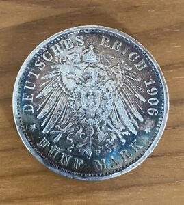 5 Mark Preussen 1906 Deutsches Reich
