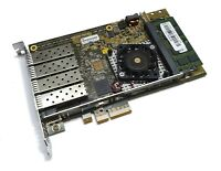 Napatech NT4E-4 STD Quad Port SFP Network Capture Adapter Server Karte PCIe x4