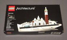 LEGO Venice, Italy 21026 Architecture Building Set NEW