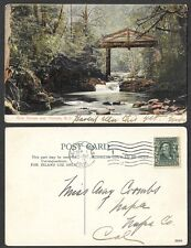 1905 Canada Postcard - Victoria, British Columbia - Gold Stream