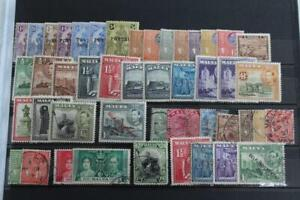MALTA Collection of 90 Stamps QV onwards MINT and Used