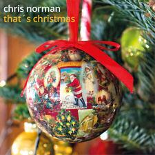Chris Norman:That's  Christmas (Promo cd Single