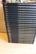 LEITGEDANKEN NAK/Gottesdienst/Neuapostolischen Kirche 1996 Die Bibel/Religion